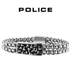 Pulseira Police® PJ25698BSS.01-S | 19cm