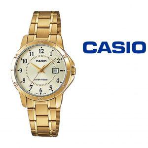 Relógio Casio® LTP-V004G-9B