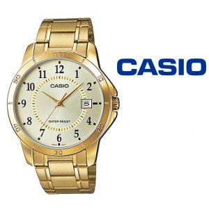 Relógio Casio® MTPV004G-9B