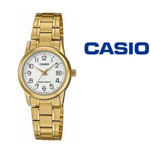 Relógio Casio® LTPV002G-7B2
