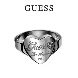 Anel Guess® USR11001-56 | Tamanho 16
