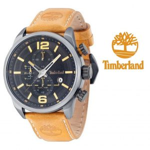 Montre Timberland® Henniker II Black | 5ATM