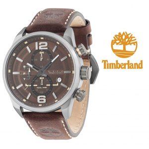 Relógio Timberland® Henniker II Brown | 5ATM