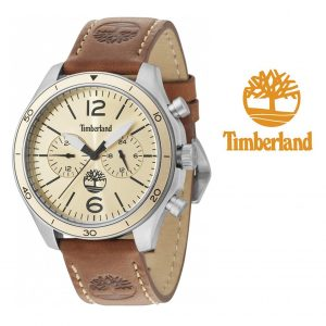 Relógio Timberland® Gloucester Beige | 5ATM