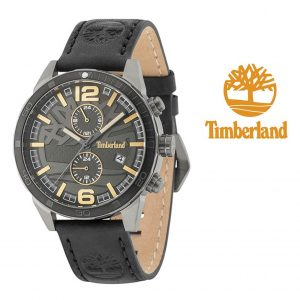 Watch Timberland® Sagamore Black | 5ATM