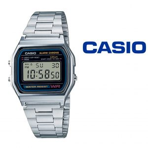 Relógio Casio® A158WA-1DF