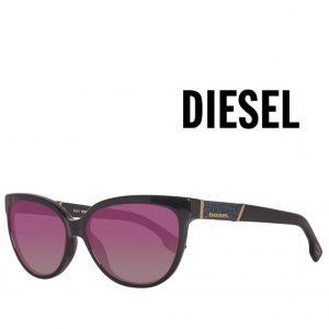 Diesel® Óculos de Sol DL0102 01F 58