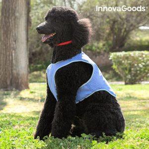chaleco refrescante para mascotas medianas InnovaGoods Home Pet
