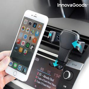 Suporte Gravitacional de Telemóveis Para o Carro Gadget Travel