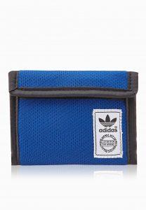 Adidas® Carteira Tubular Azul