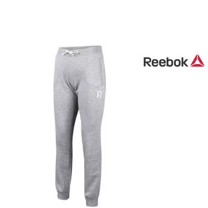 Reebok® Calças de Treino Cinzentas