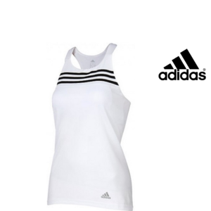 Adidas® Caveada Cup Tnk White | Tecnologia Climalite®