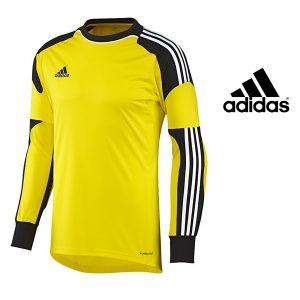Adidas® Camisola de Guarda Redes Vivid Yellow