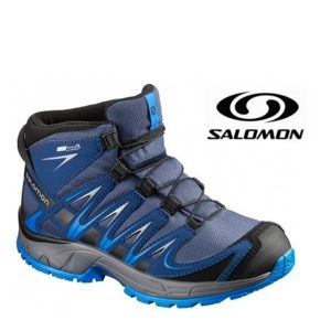 Salomon® Botas Impermeáveis XA PRO   Tamanho 26
