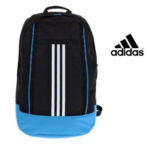 Adidas® Mochila Versatile Black Blue