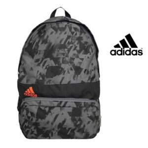 Adidas® Der Grafica Black Backpack