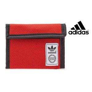 Adidas® Carteira Tubular Vermelha