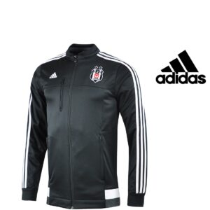 Adidas® Besiktas Black 3 Stripes Coat