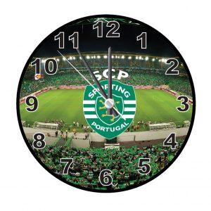 Relógio de Parede Licenciado SCP - 25 X 25cm