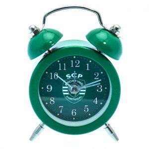 Relógio Despertador Licenciado SCP