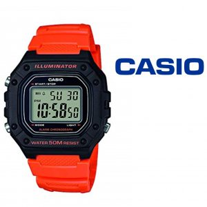 Relógio Casio® W-218H-4B2VEF