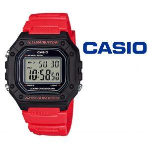 Relógio Casio® W-218H-4BVEF