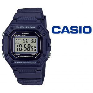 Relógio Casio® W-218H-2AVEF