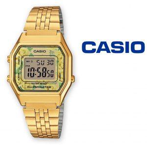 Relógio Casio® LA680WEGA 9CEF