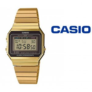 Relógio Casio® A700WEG 9AEF