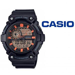 Relógio Casio® AEQ 200W 1A2VDF