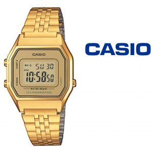 Relógio Casio® LA680WEGA 9ER