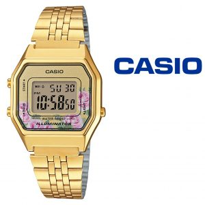 Relógio Casio® LA680WEGA  4CEF