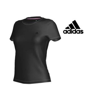 Adidas T-Shirt Ess Tee Black | Tecnologia Climalite® Cotton