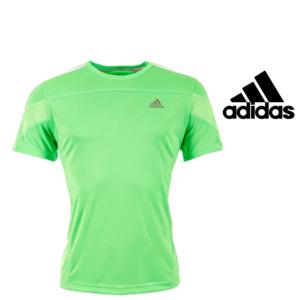Adidas® T-Shirt Running Verde | Tecnologia Climalite®