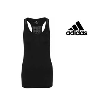 Adidas® Caveada Easy Tank Black | Tecnologia Climalite®