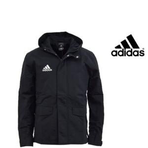 Adidas® Casaco Preto com Carapuço - Tamanho S