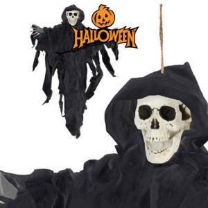 Esqueleto Suspenso (78 x 57 cm) Preto