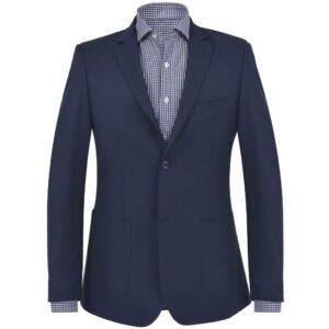 Blazer para homem tamanho 50 azul-marinho - PORTES GRÁTIS