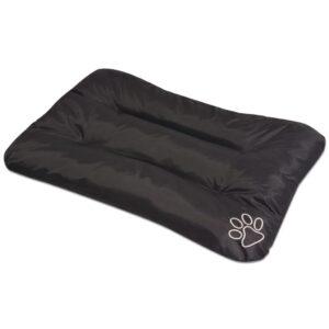 Colchão para cães tamanho XXL preto - PORTES GRÁTIS