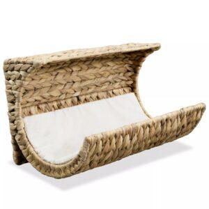 Cama para gato com almofada jacinto de água 37x20x20 cm - PORTES GRÁTIS