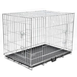 Caixa para cão dobrável XL - PORTES GRÁTIS