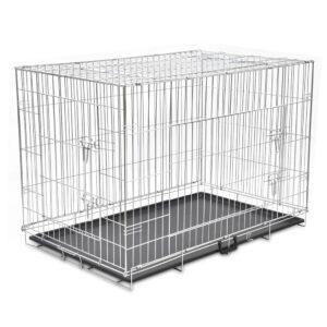 Caixa para cão dobrável XXL - PORTES GRÁTIS