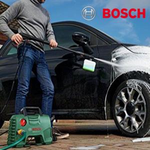 Máquina de Lavagem Alta Pressão Bosch AQT 33-11