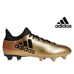 Adidas® Chuteiras Futebol X 17.3 SG - Tamanho 39