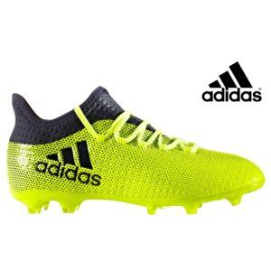 Adidas® Chuteiras Futebol X 17.1 FG J - Tamanho 36 - 37