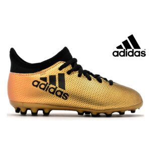Adidas® Chuteiras Futebol X 17.3 AG J - Tamanho 38