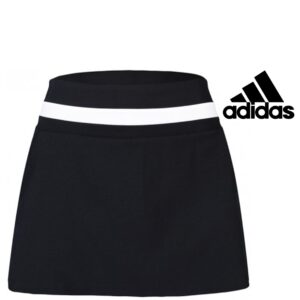 Adidas® Saia Tennis Preta | Tecnologia Climalite®