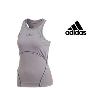 Adidas® Caveada Comfort Tank Cinzenta  | Tecnologia Climalite®