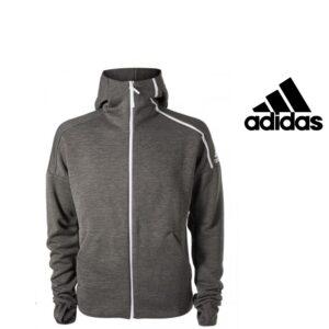 Adidas® Casaco Cinzento com Carapuço