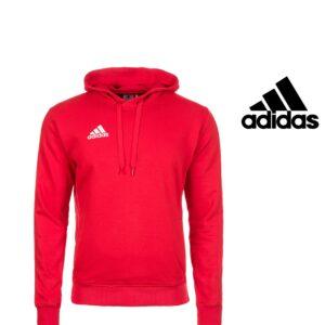 Adidas® Camisola Vermelha com Carapuço | Tecnologia Climalite
